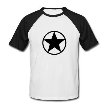 stjerne T-skjorte | Spreadshirt | ID: 4992521