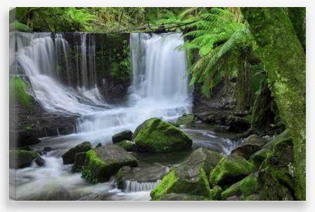 Canvas Wall Art – Waterfalls