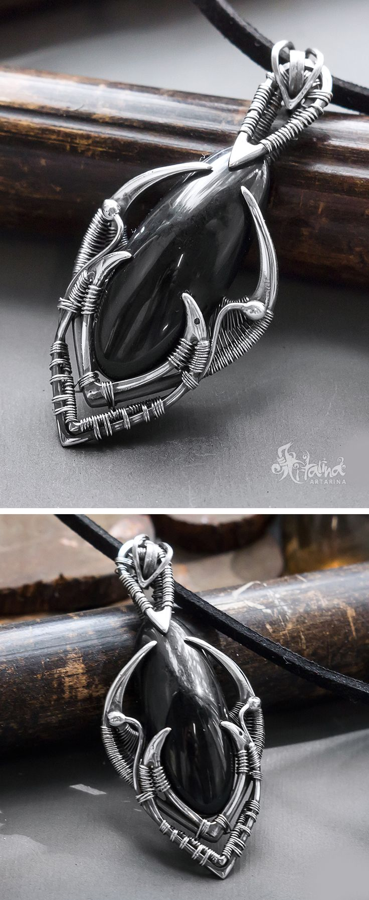 7686 best Wire Wrapping images on Pinterest   Wire jewelry, Wire ...