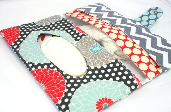 DIY Diaper Clutch sewing bag pattern tutorial by twigsandtweets