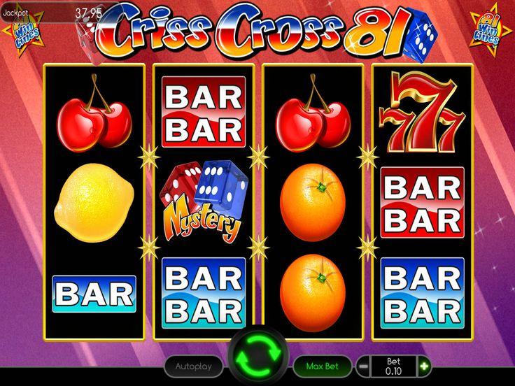 Drehe jetzt unsere Neusten online kostenlos Spielautomat Criss Cross 81 - http://freeslots77.com/de/criss-cross-81/