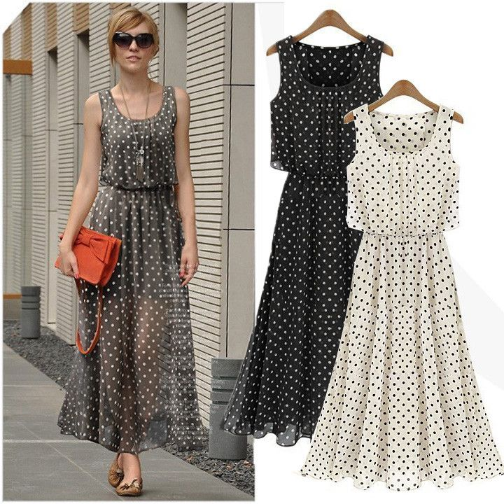 Long Maxi Dress, just $22. Enjoy it.