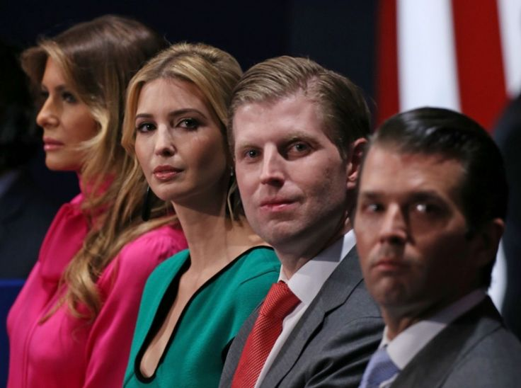 "The words ""conflict of interest"" don't begin to describe what the Trump administration is shaping up to look like - we could see the president enriching himself and his family on a scale that we normally associate with post-Soviet kleptocrats and Third World dictators."