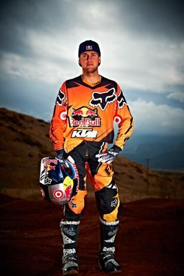 Ryan Dungey Motocross Champion. And this is why hes on my list... dayum! <3