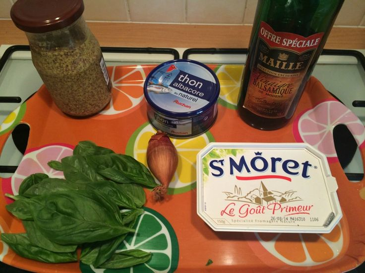 Rillettes de thon WW (Thermomix)