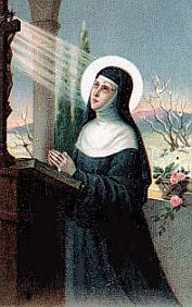 "Prayer to St. Rita, Patroness of the Impossible: ""all things are possible with God,"" as Jesus said in Mark's gospel (10:27) Also see this website: http://www.prayerbook.com/Prayers/Rita/rita.htm"