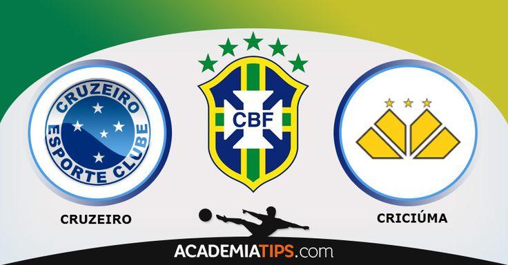 Cruzeiro x Criciúma: O duelo, no Mineirão, pode colocar a Raposa ainda mais próxima do título nacional - e agora, com um plus: pensando na possibilidade de... (CLICA NO LINK e encontra mais tips)  http://academiadetips.com/equipa/cruzeiro-x-criciuma-campeonato-brasileiro/