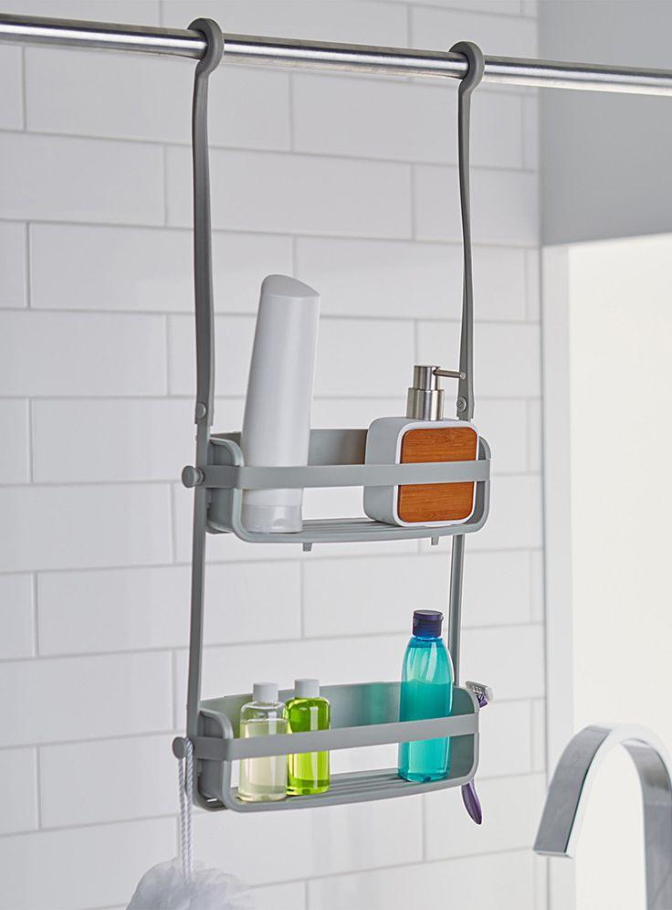 les 20 meilleures id es de la cat gorie deux rideaux de douche sur pinterest organiser la. Black Bedroom Furniture Sets. Home Design Ideas