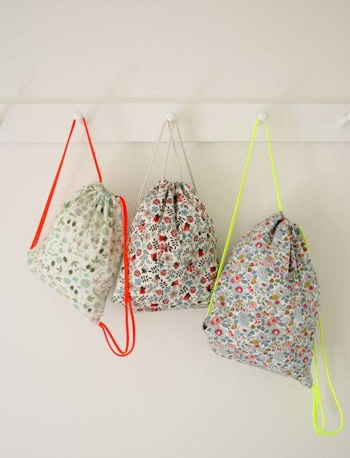 Corinne's Thread: Liberty Backpacks