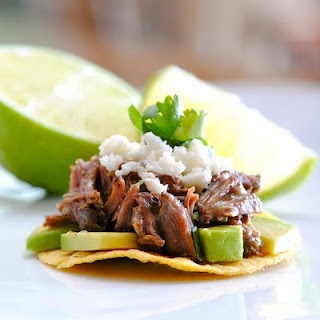 Crock pot Barbacoa Beef Cheeks/ Short Ribs