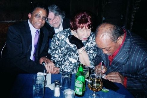 Herbie Hancock George Mesterhazy Shirley Horn Quincy Jones