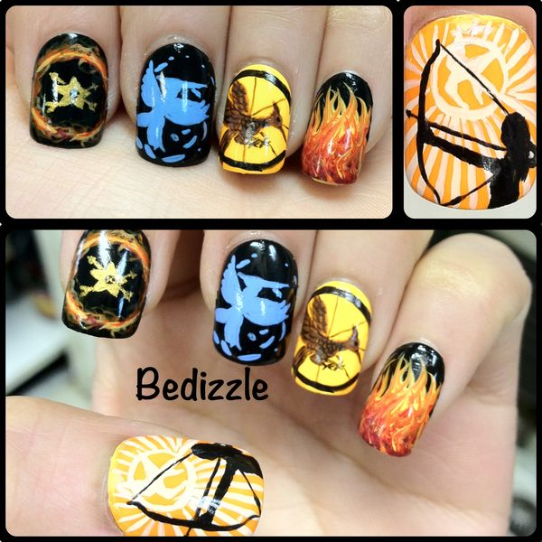 omg hahaha  The Hunger Games | Bebe F.'s Photo | Beautylish