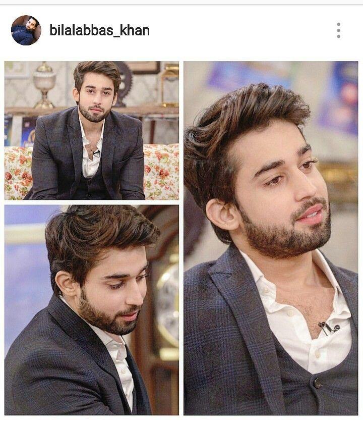 Bilal Abbas Khan, Pakistani Model & Actor