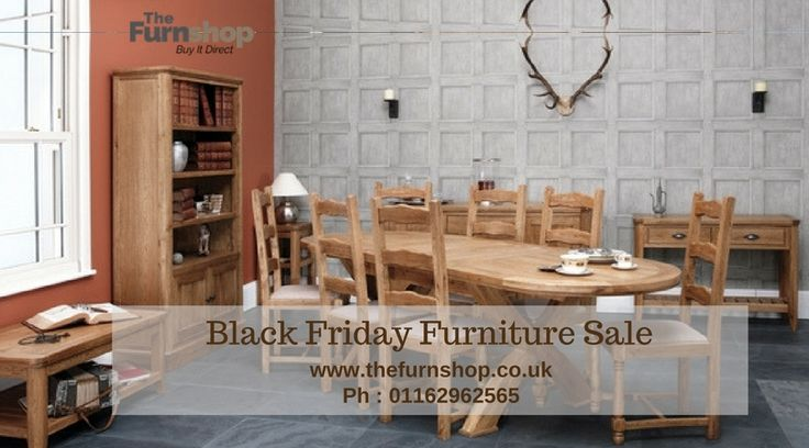 This Black Friday Discover our entire range of Dining Sets available at The Furn Shop. All products in this range are excellently crafted using high-quality materials and long-lasting. Give your home elegant look with our Bentley Designs and Willis and Gambier Dining sets available at hugely discounted prices. #BlackFriday2017 #FurnitureDeals #ChristmasDeals