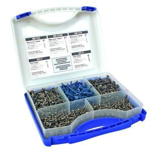 Kreg, Pocket-Hole Screw Kit (675-Count), SK03 at The Home Depot - Mobile