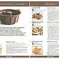 Fiche Produit: Moule à brioche silicone - Les Macarons à la Chartreuse