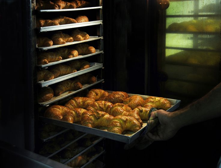 Le Brioches escono dal forno