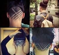 shaved hair designs - Bing Images