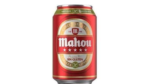 La cervecera espa�ola Mahou San Miguel refuerza su presencia en el mercado de las cervezas sin gluten con el lanzamiento de Mahou Cinco Estrellas Sin Gluten, una cerveza apta para celiacos, seg�n ha informado la compa��a en un comunicado.