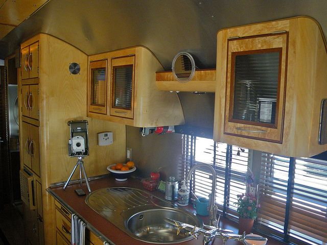 17 Best Images About Trailer Interiors On Pinterest