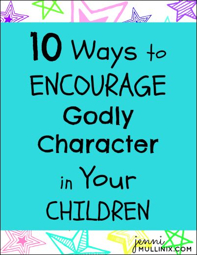 """The key to effectively teaching godliness to our children to consistently demonstrate it in our own words and actions."" -@Jenni Mullinix"