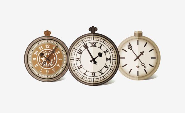 MUSA Museo della Salumeria - Clocks - by Maria Vittoria Benatti, via Behance