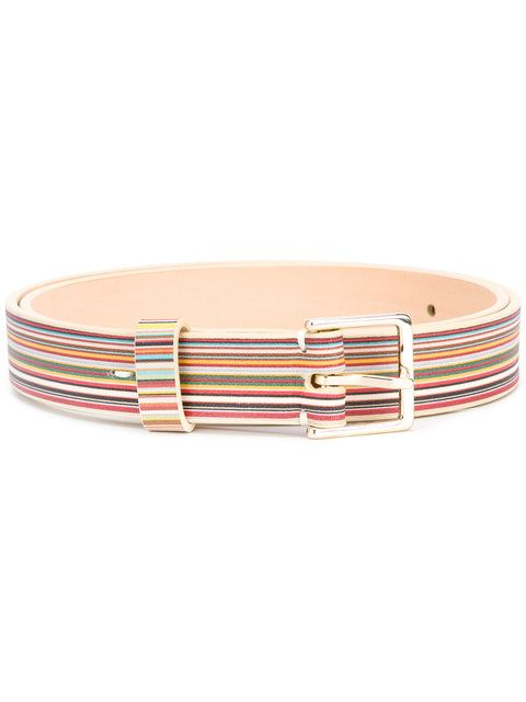 Shop Paul Smith Swirl belt.