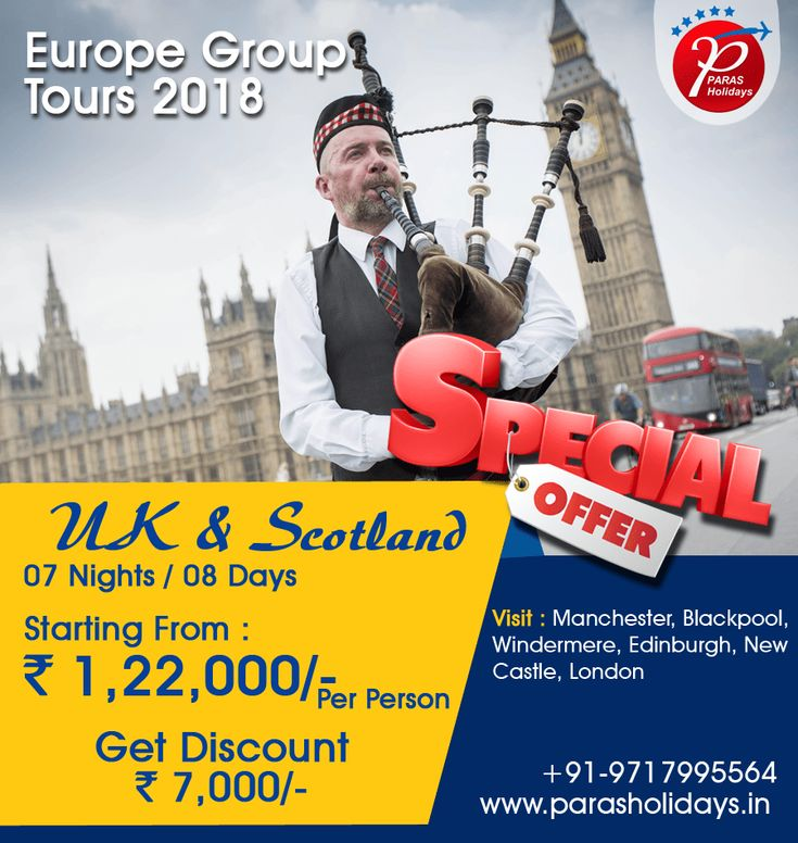 Get a Special Discount for #UK & #Scotland Tour Packages For More info - http://www.parasholidays.in/london-scotland-group-tours.php . . . . . . . . #london_city #uk #Uk_Scotland_Tour #instagram #parasholidays #ScotlandcityWorld #UkTour #Scotland #Uk_Scotland_Packages #love #amazing #uktourlife #Scotlandtourlife #paras_holidays #travel #agent in #delhi #travel_agent_in_delhi #travel_agent