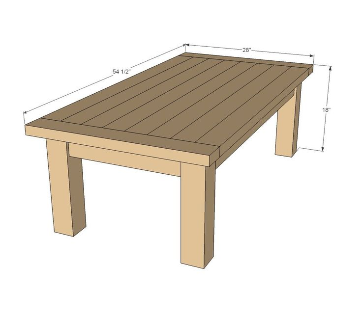 Diy Tryde Coffee Table So Making This Because I Can 39 T Find One I Like In Stores That 39 S In My
