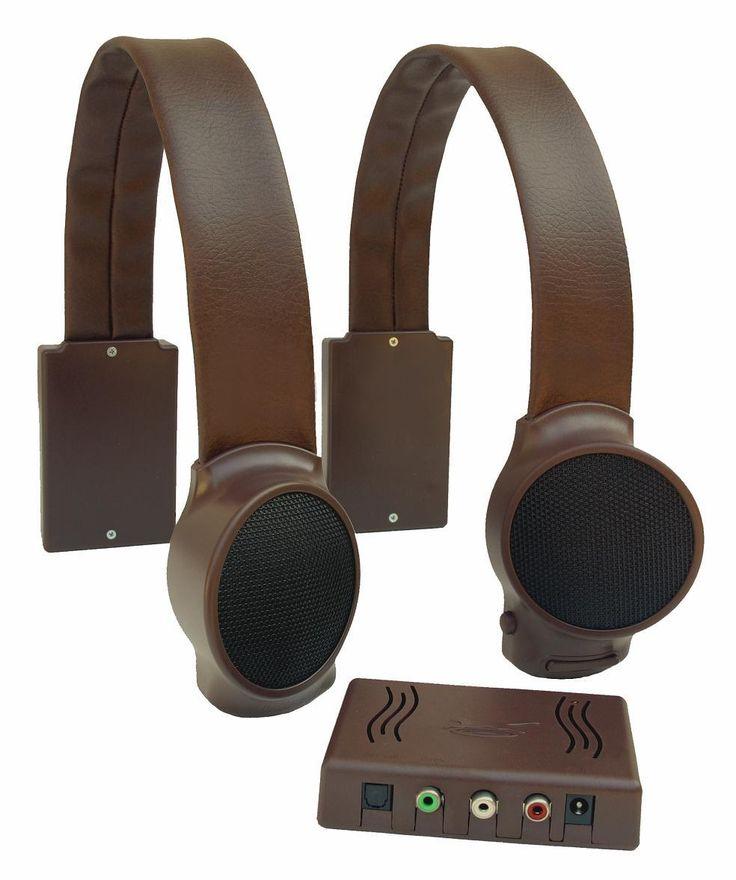 Audio Fox - Wireless TV Speakers