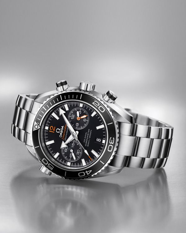 Seamaster Planet Ocean 600 M Omega Co-Axial Chronograph 45.5mm - ref. 232.30.46.51.01.003