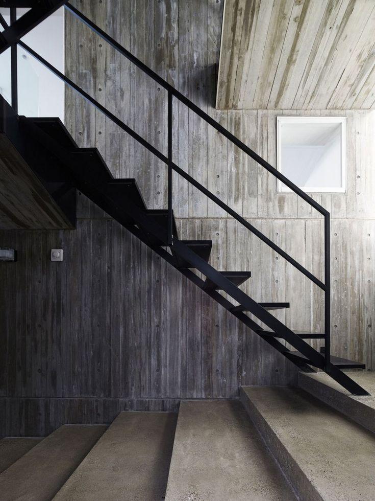 77 best binnendeuren en trappen images on pinterest - Takanawa house by o f d hiroyuki ito ...
