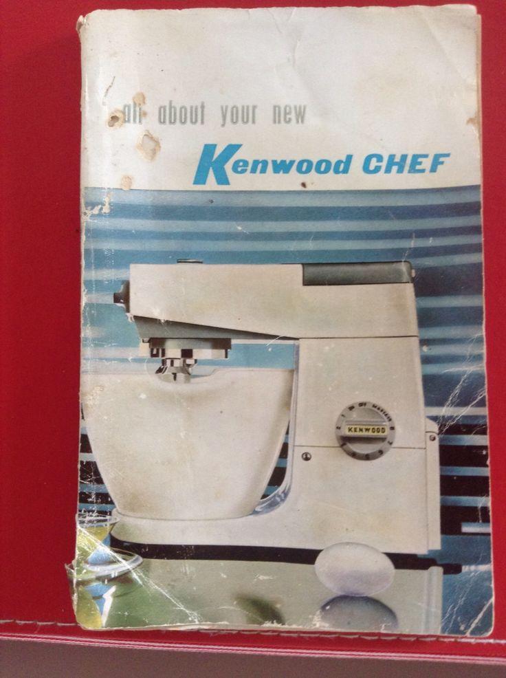 11 best love vintage kenwood chef 701a images on pinterest kenwood chef a701 instruction book asfbconference2016 Images