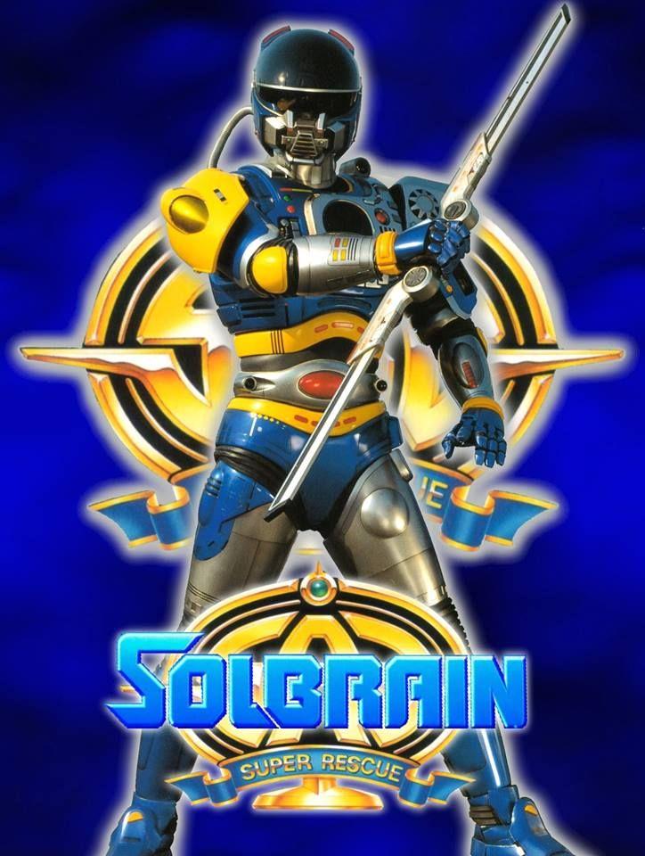 Solbraver - Solbrain