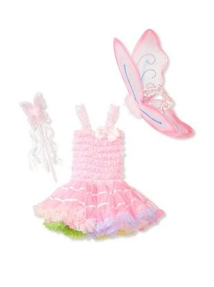 75% OFF Tutu Couture Girl's Petti Skirt Set (Fairy)