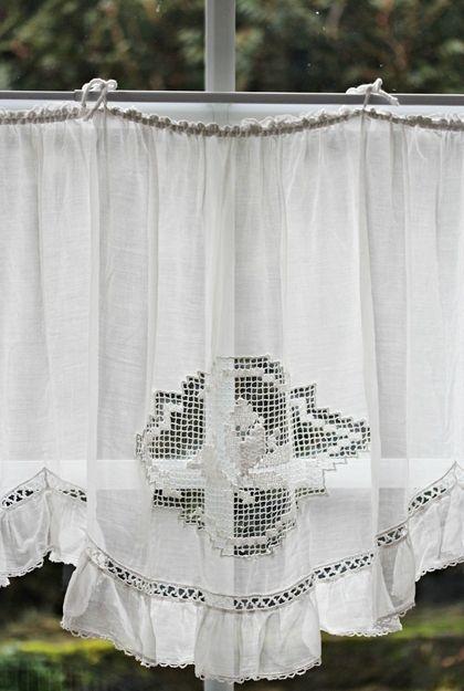 1000 id es sur le th me rideaux nappe sur pinterest nappes vintage tables rideaux sans. Black Bedroom Furniture Sets. Home Design Ideas
