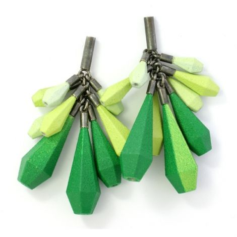Earrings - Nicole Schuster