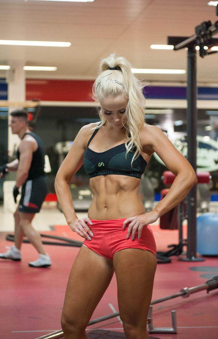 They were like: #Girls who #lift look like men! #gymapparell www.gymaesthetics.com