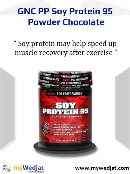 Soy protein may help speed up muscle recovery after exercise