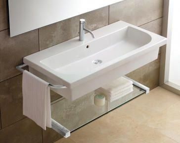 Universal Collection Wall Mount Ceramic Sink