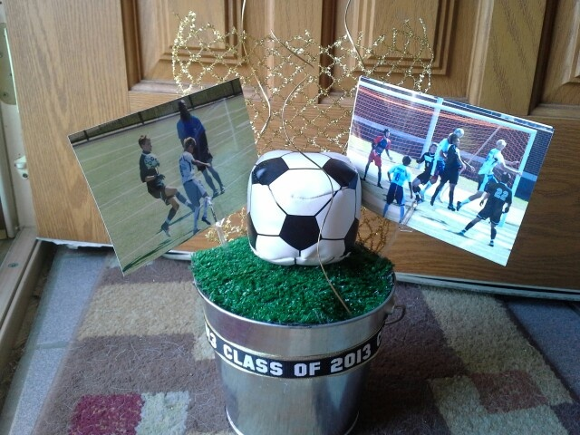 Soccer banquet centerpieces cute ideas pinterest