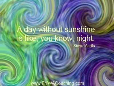 How do you keep the sunshine in your heart? There are great tools available to do so.