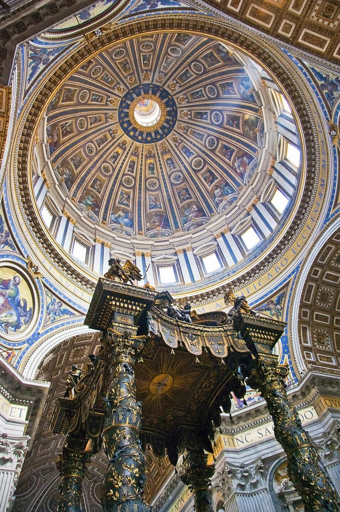 https://flic.kr/p/79rvGJ | St Peter's Basilica
