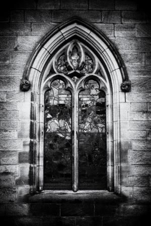 Church Window by Chris Burgess - Photography For Beginners