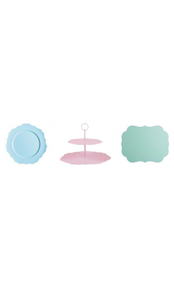 set dolci Bitossi Set dolci in vetro vari colori Lista nozze
