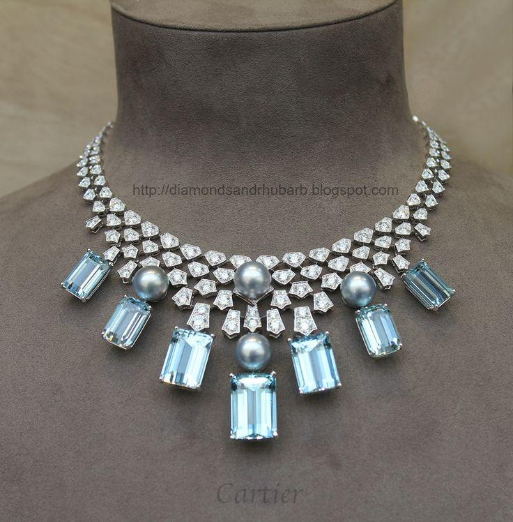 Cartier necklace, Rue de la Paix, Paris .. oh my my, will I have the courage to splurge :) xx
