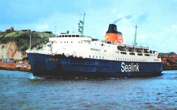 Photo:Senlac when new in 1973