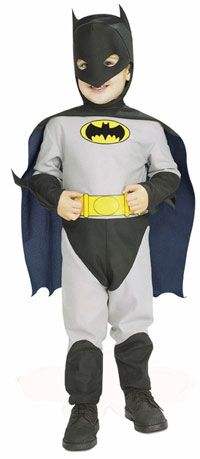 Toddler Batman Costume - Batman Costumes
