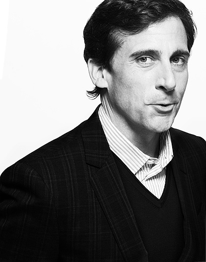"""Steve Carell. You had me at, """"That's what she said."""""""