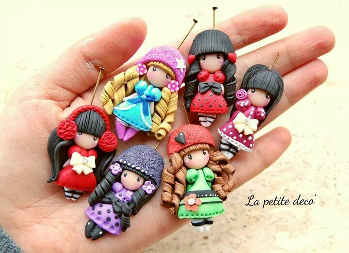 Gorjuss ispired doll by la petite deco